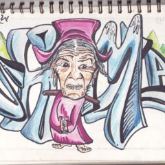 Shimla Sketch
