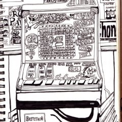 Slot machine sketch