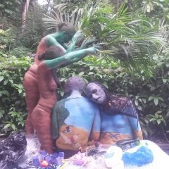 Plastic Fantastic at The Eden Project