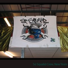 So Squalid Crew Banner